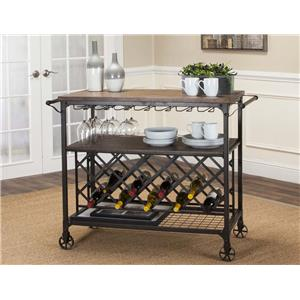 Cramco, Inc Craft Serving Cart