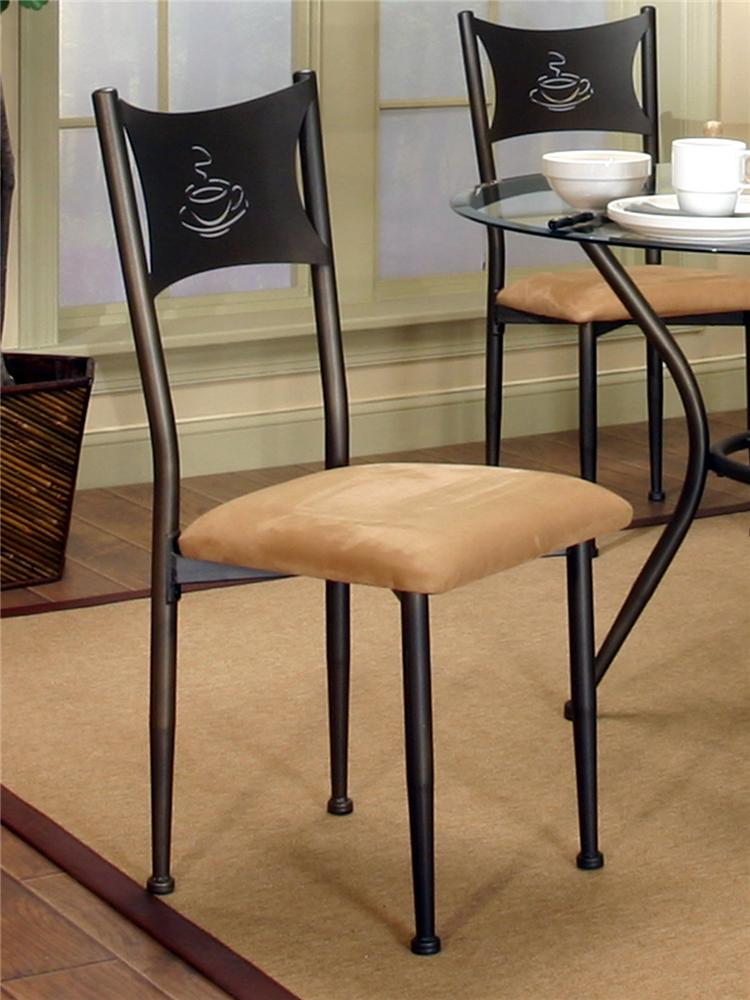 Cramco, Inc Cramco Trading Company - Maxwell Dining Side Chair - Item Number: 72454_01