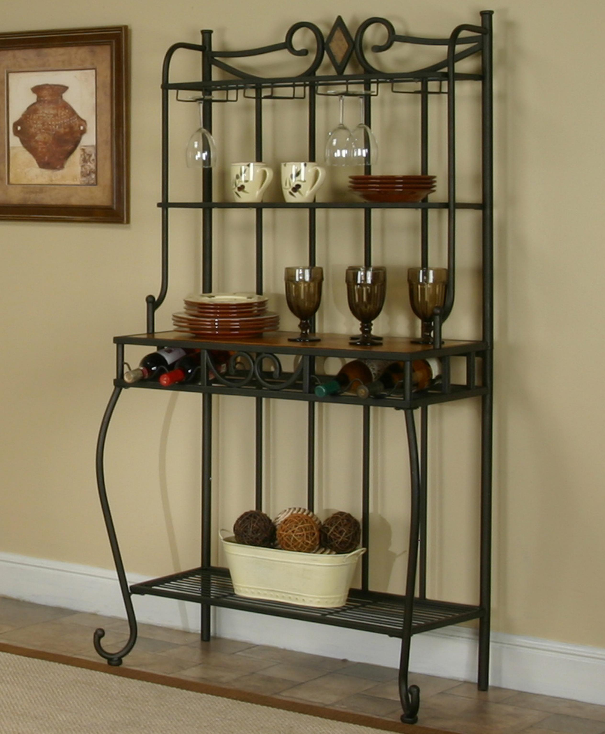 Cramco, Inc Cramco Trading Company - Dart Baker's Rack - Item Number: Y2091-85