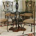 Cramco, Inc Design Line - Allegro Dining Table - Item Number: J3010-47+41