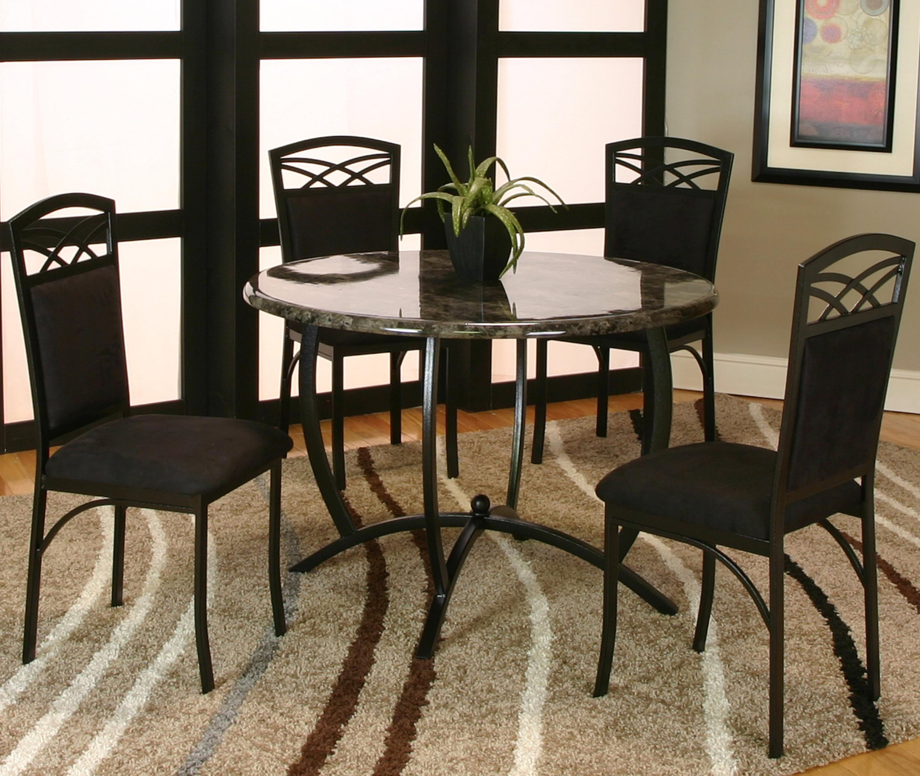 Dusk Dining Room Set Cramco: Cramco, Inc Electra 5 Piece Table And Chair Set