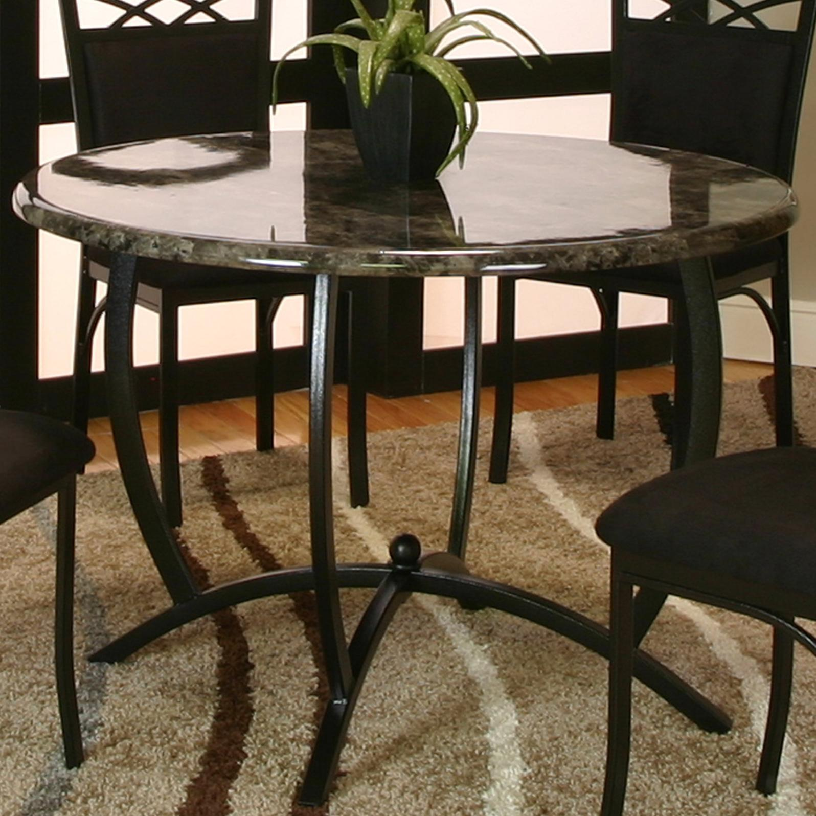 Cramco, Inc Electra Round Table - Item Number: 72130-54+51