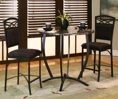 Cramco, Inc Electra 3 Piece Pub Set - Item Number: 72130-55+52+2x24