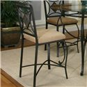 Cramco, Inc Cramco Trading Company - Glendale  Counter Stool - Item Number: W2195-24