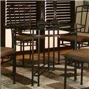 Cramco, Inc Ivana Round Table - Item Number: 72260-47+41
