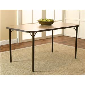 Rectangular  Beige Table