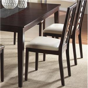 Cramco, Inc Jasmyn Side Chair  (RTA)
