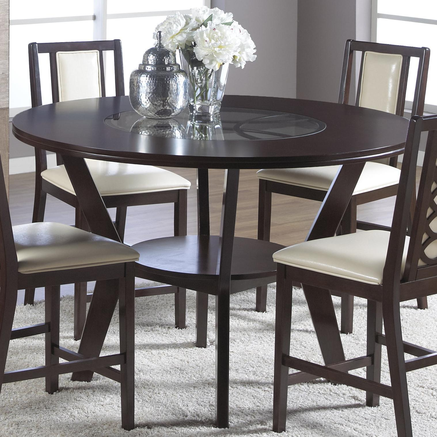 Cramco, Inc Jasmyn Counter Height Pub Table - Item Number: SG268-68