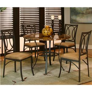 Cramco, Inc Kaden 5 Piece Dining Set