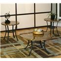 Cramco, Inc Kaden Three Pack Occasional Tables - Item Number: T2301-90