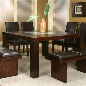 Cramco, Inc Contemporary Design - Kemper Square Dining Table