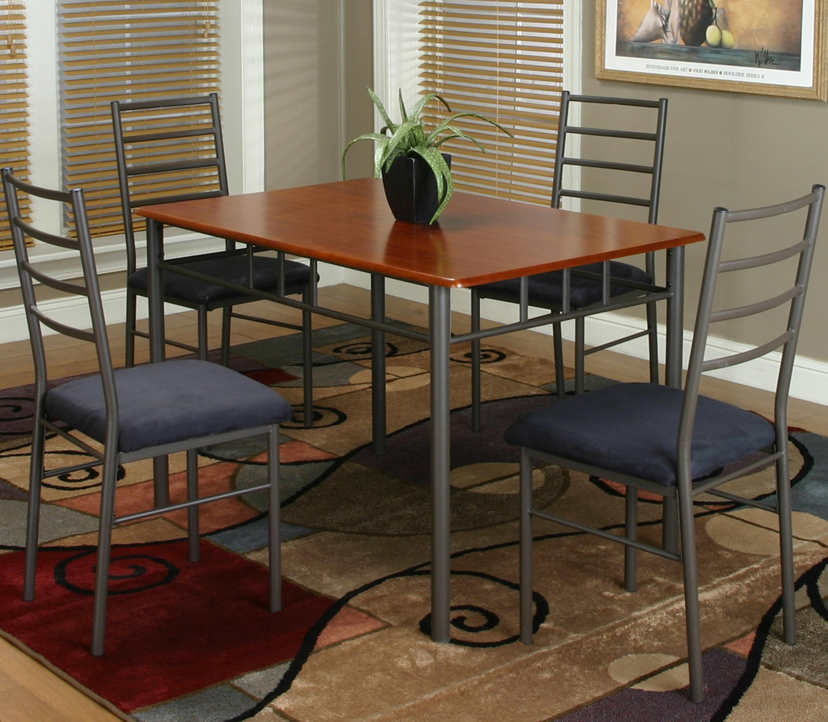 Cramco, Inc Marcy 5 Piece Dining Set - Item Number: T2453-65