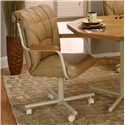 Cramco, Inc Cramco Motion - Marlin Tilt-Swivel Chair - Item Number: D8454-08+07