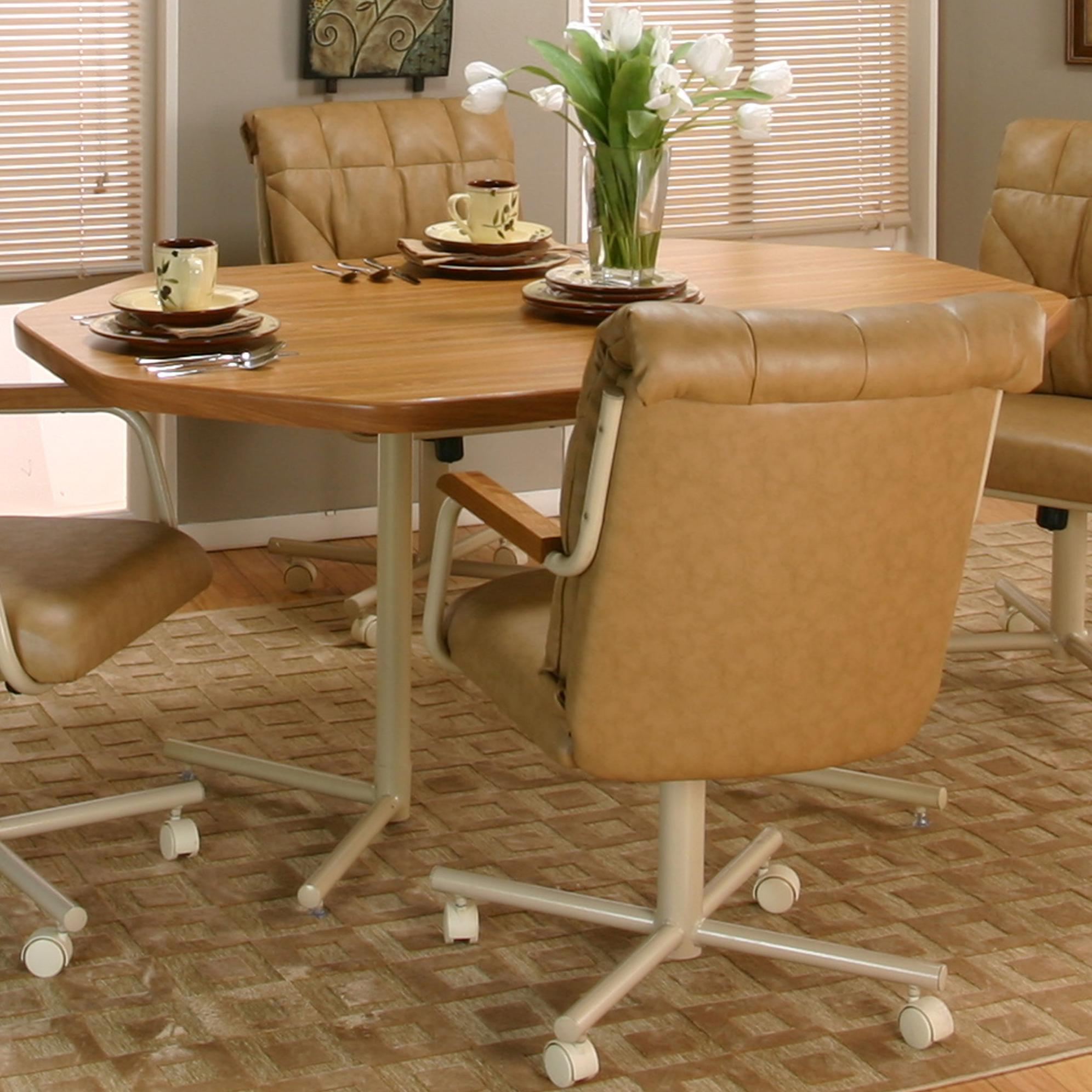 Cramco, Inc Cramco Motion - Marlin Octagon Dining Table - Value ...