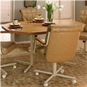 Cramco, Inc Cramco Motion - Marlin Octagon Table - Item Number: D8454-74+72