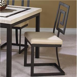Cramco, Inc Maze Side Chair