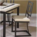 Cramco, Inc Maze Side Chair - Item Number: W3442-01
