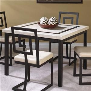 Cramco, Inc Maze Square Table