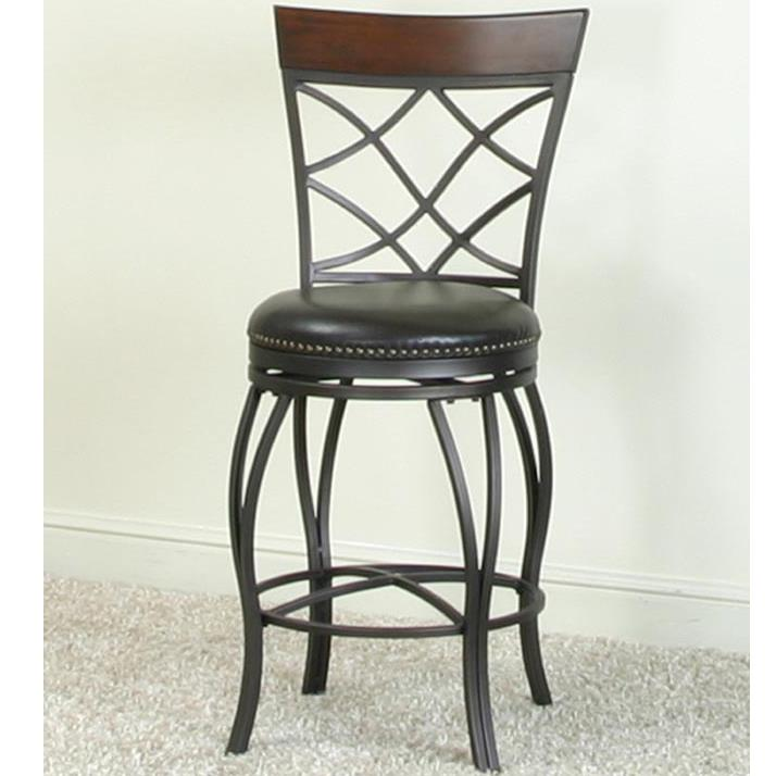 Cramco, Inc Monza Counter Swivel Stool - Item Number: J3001-24