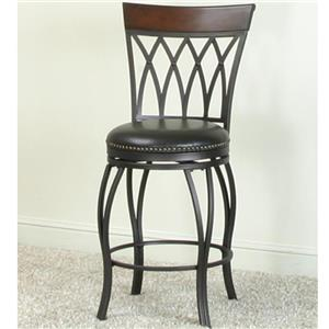Cramco, Inc Monza Swivel Counter Stool