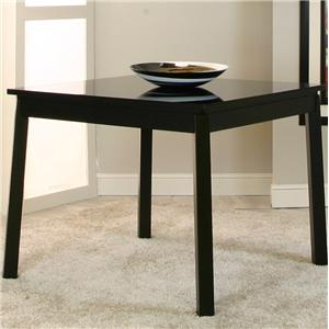 Cramco, Inc Nicole Square Wood Counter Height Table