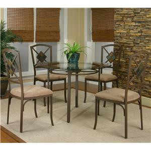 Cramco, Inc Cramco Trading Company - Piazza  Table and Chairs Set