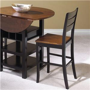 "Cramco, Inc Quincy 24"" Counter Stool  (RTA)"