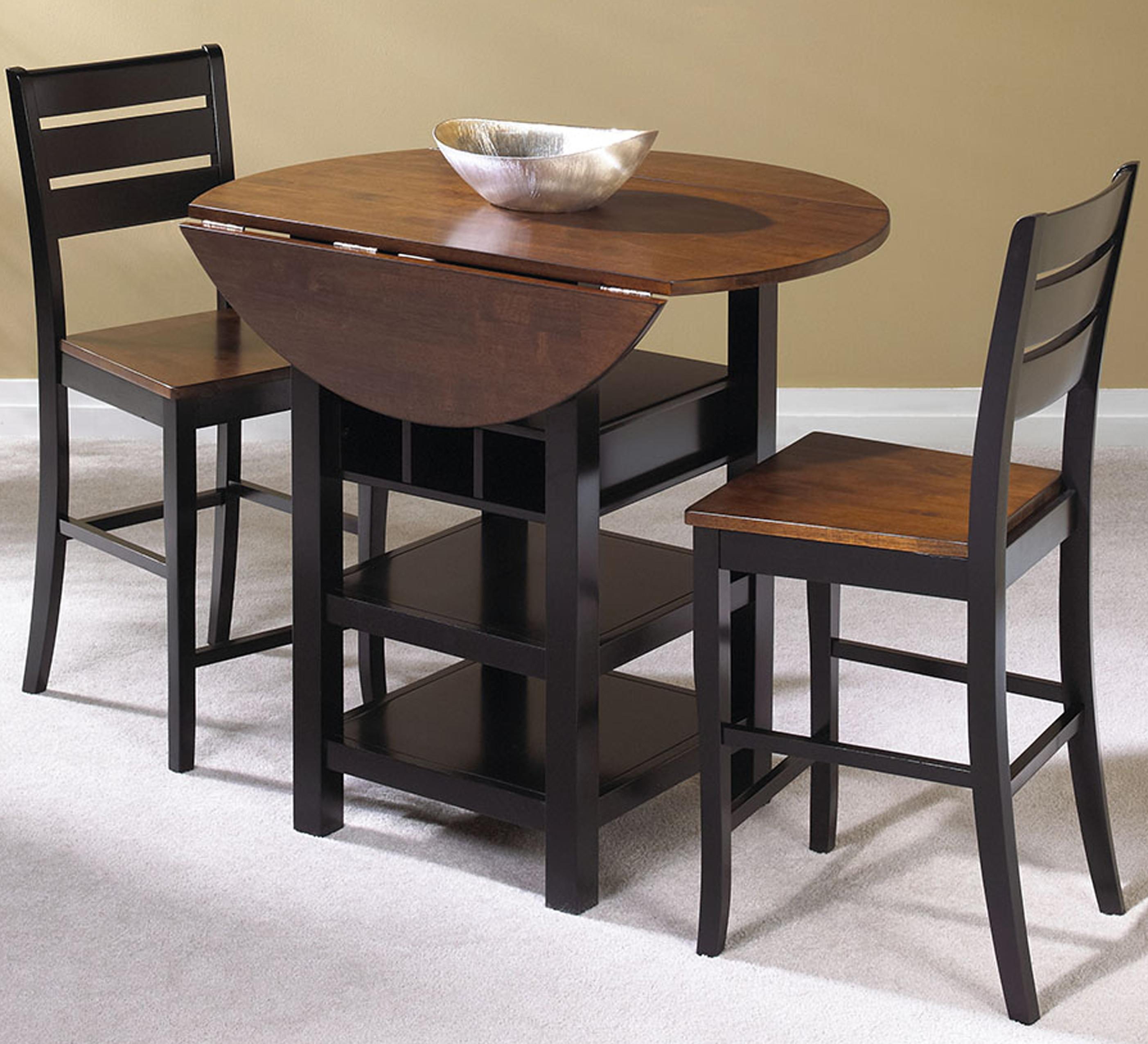 Delicieux Cramco, Inc Quincy 3 Piece Pub Table   Item Number: A7572 68+