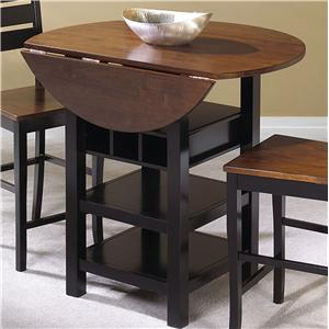 Cramco, Inc Quincy Drop Leaf Counter Height Table