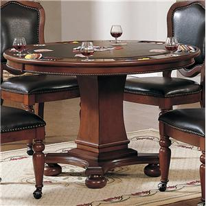 Cramco, Inc Timber Lane - Faran Round Game Table