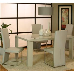 Cramco, Inc Venice 5 Piece Dining Set