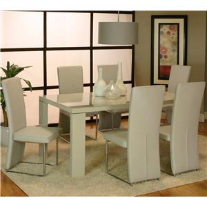 Cramco, Inc Venice 7 Piece Dining Set