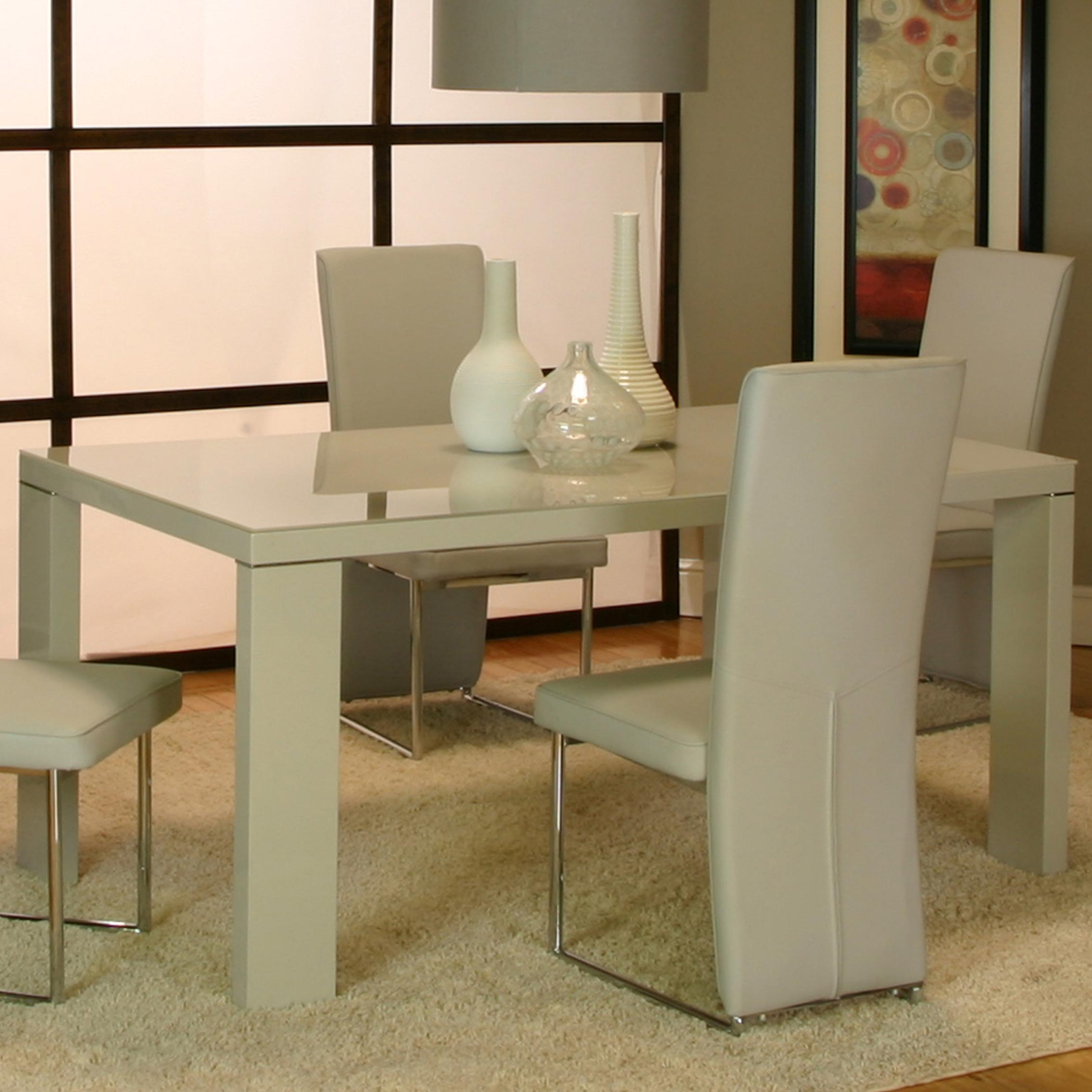 Cramco Inc Venice Rectangular Table Item Number G5777 47 41