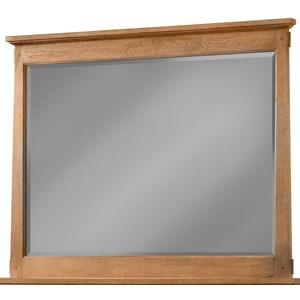 Cresent Fine Furniture Camden Mirror