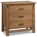 Cresent Fine Furniture Camden Nightstand - Item Number: 202-112