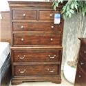 Cresent Fine Furniture Clearance Chest - Item Number: 170843519