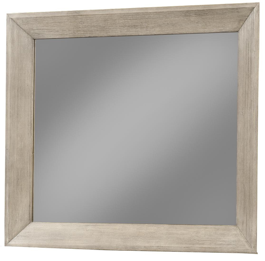 Cresent Fine Furniture Corliss Landing Mirror - Item Number: 5602