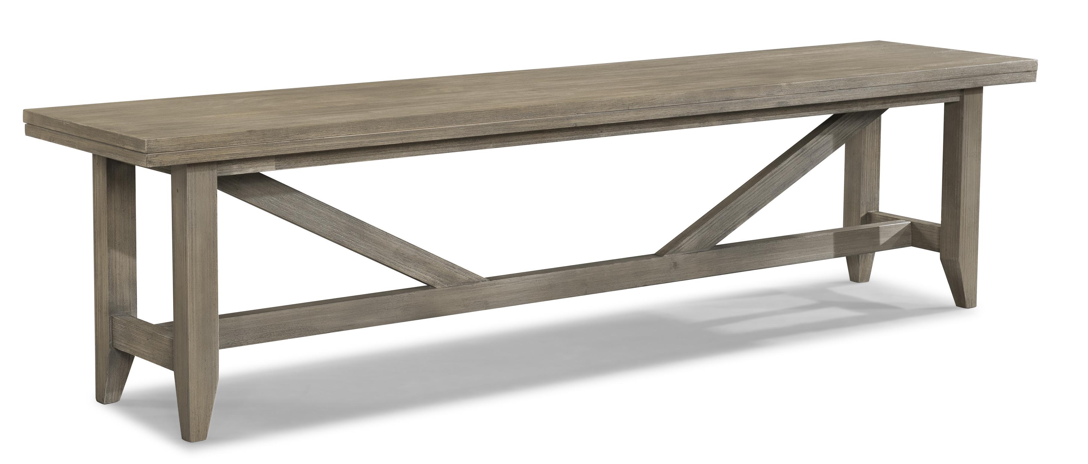 Cresent Fine Furniture Corliss Landing Bench - Item Number: 5659