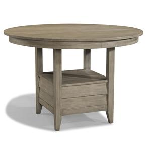 Cresent Fine Furniture Corliss Landing Gathering Table
