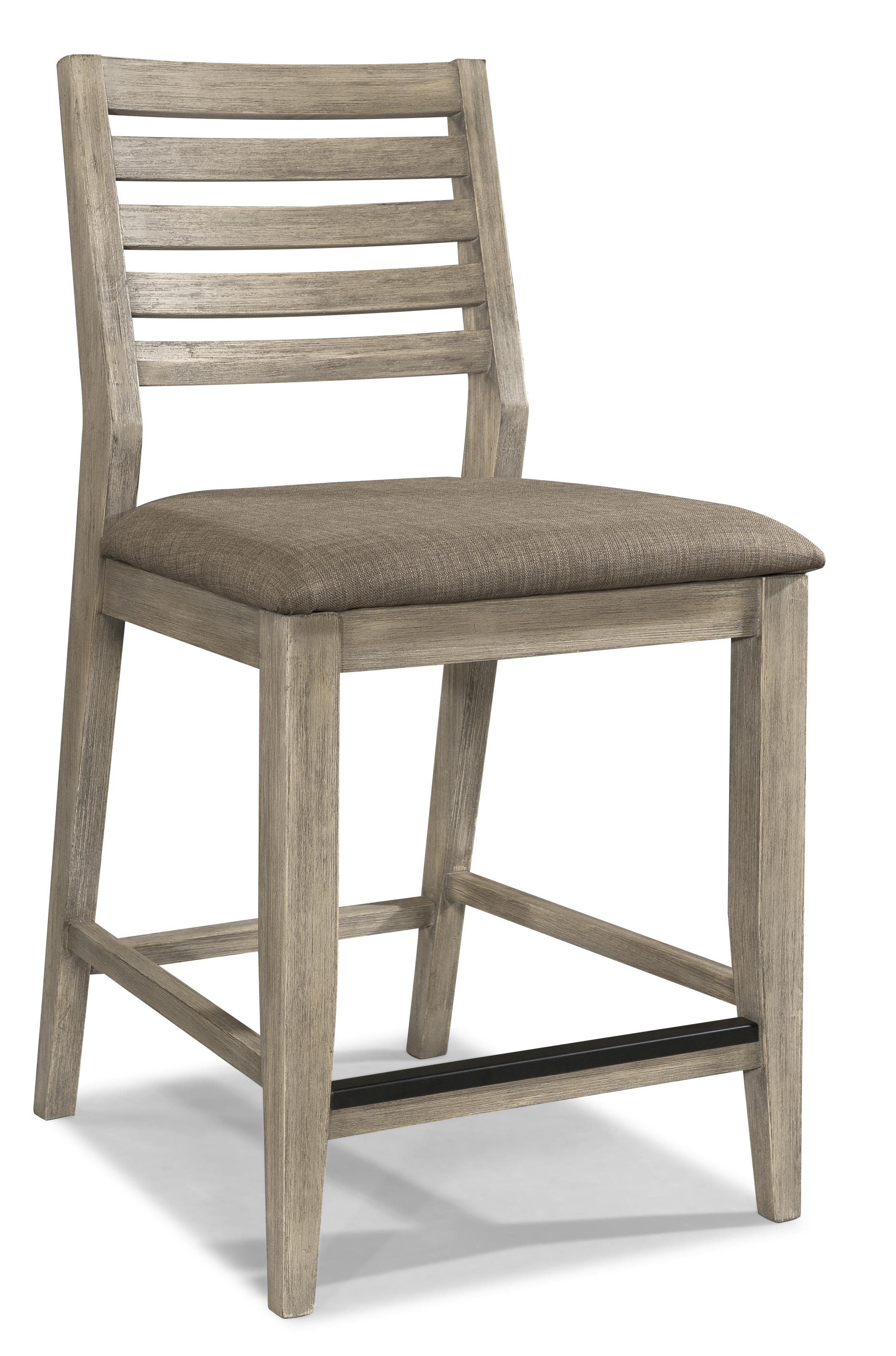 Cresent Fine Furniture Corliss Landing Counter Stool - Item Number: 5668