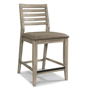 Cresent Fine Furniture Corliss Landing Counter Stool