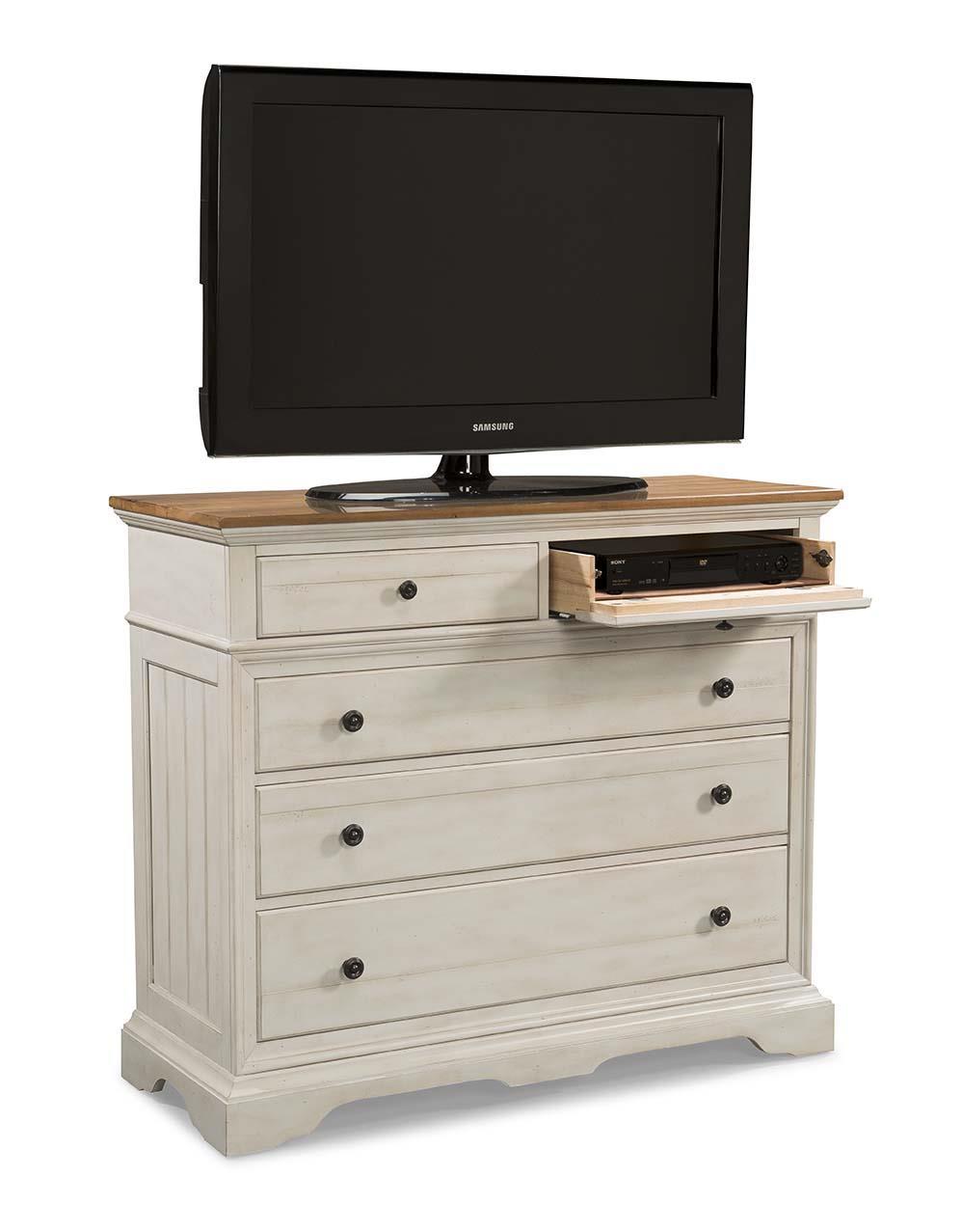 Small Media Dresser