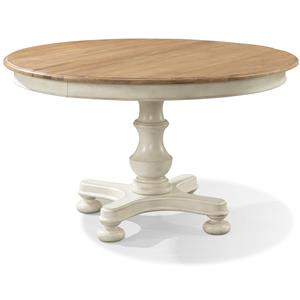 Cresent Fine Furniture Cottage Round Table