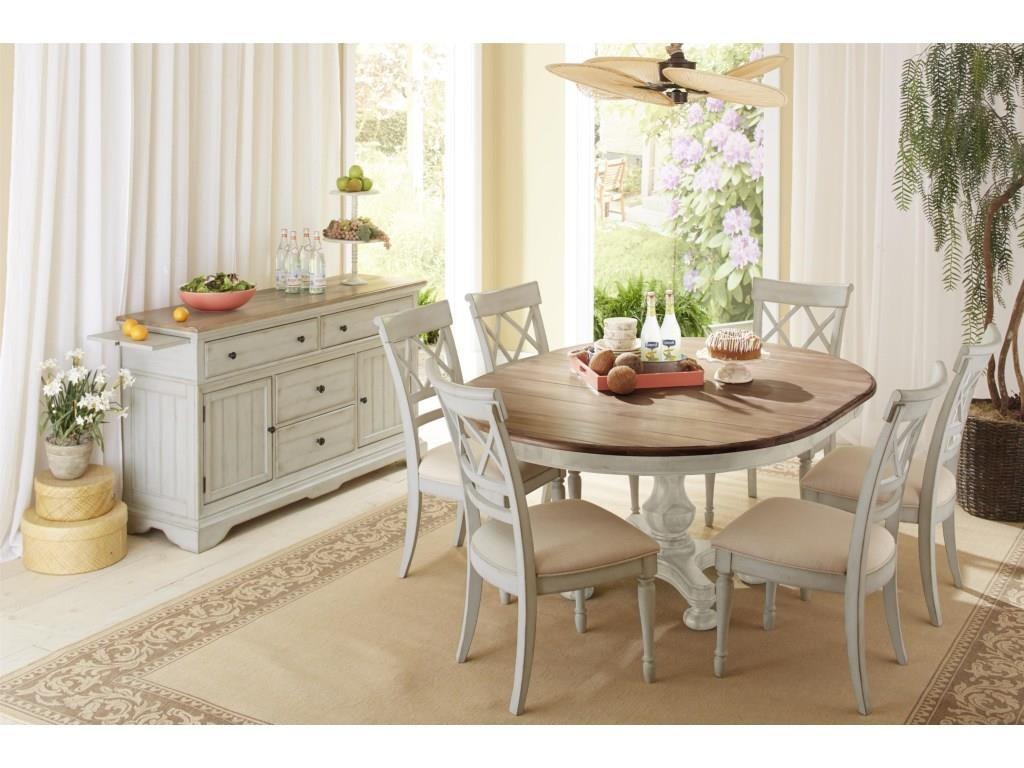 Cresent Fine Furniture Cottage Buffet - Item Number: 201-152