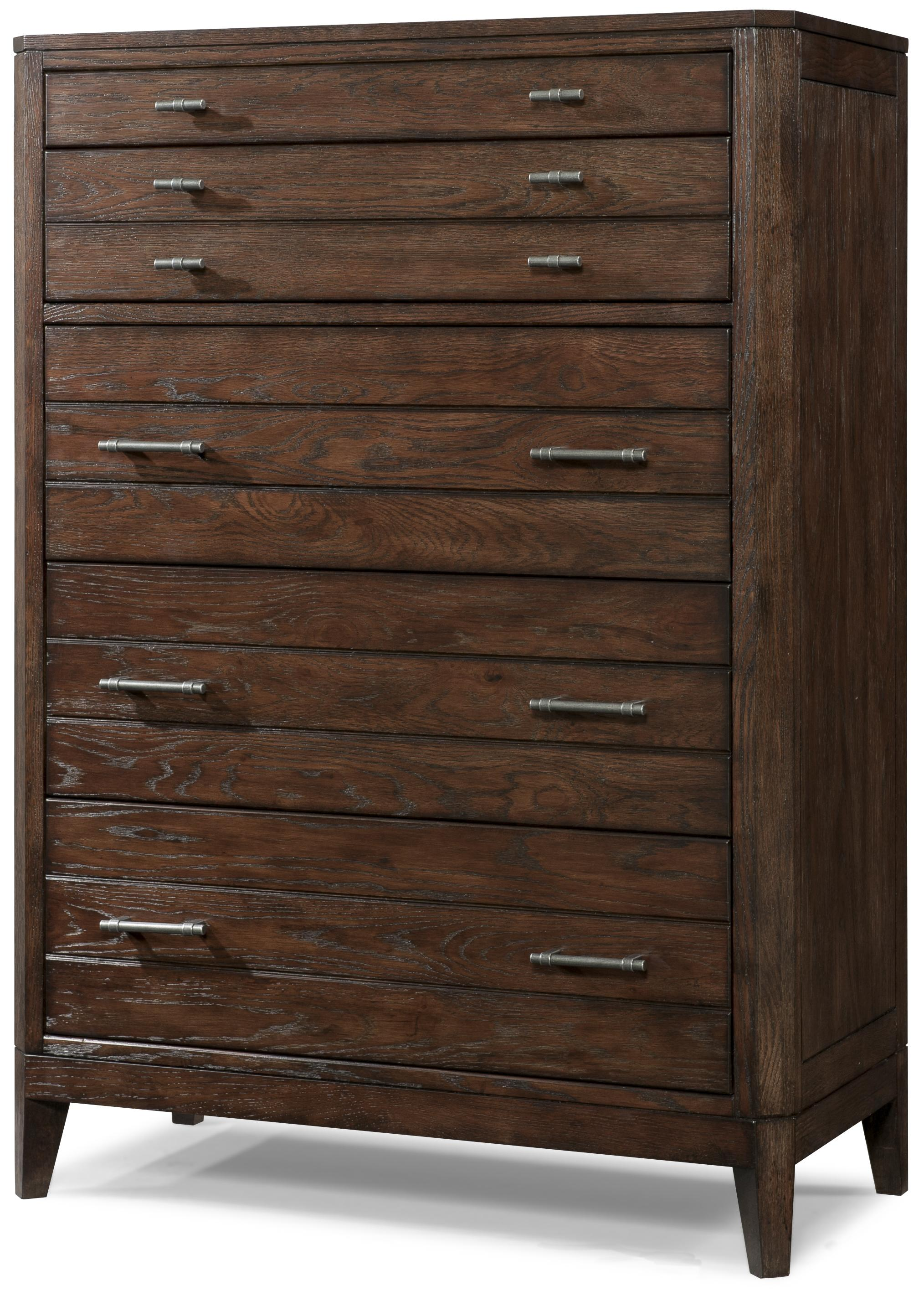 Cresent Fine Furniture Hampton Tall Chest of Drawers with