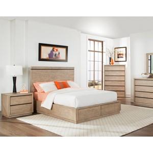 Cresent Fine Furniture Larkspur Queen Bedroom Group