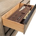 cresent fine furniture larkspur 8 drawer dresse