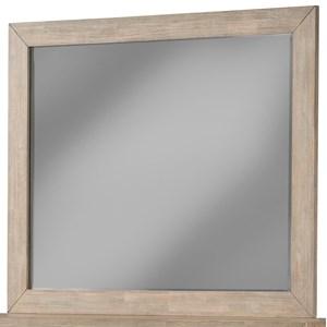 Cresent Fine Furniture Larkspur Mirror