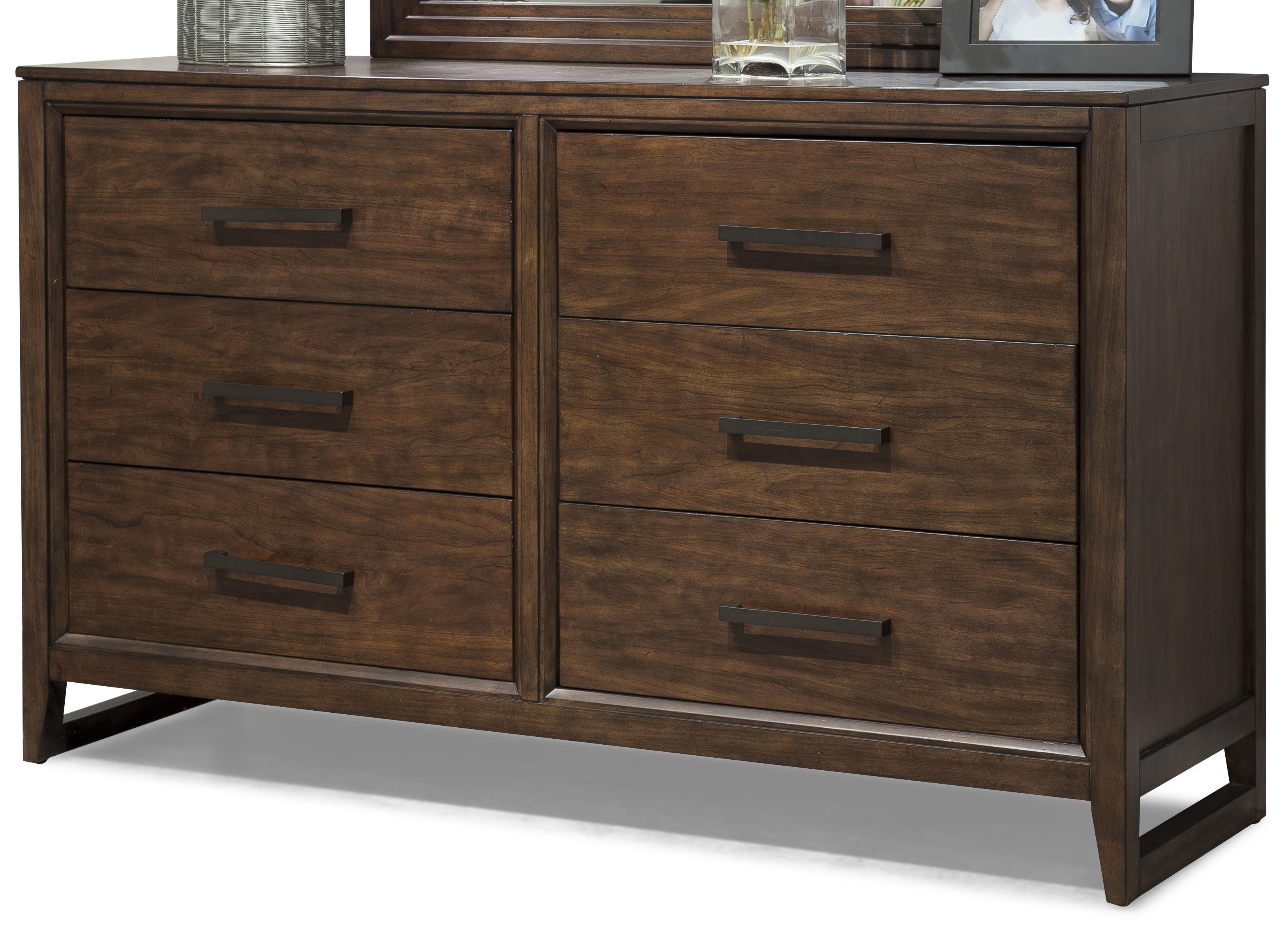 Cresent Fine Furniture Mercer Dresser - Item Number: 5301