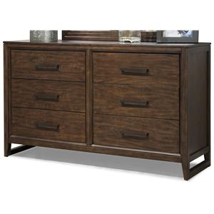 Cresent Fine Furniture Mercer Dresser
